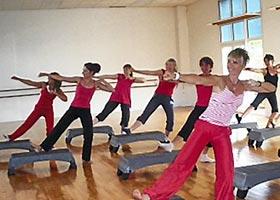 Sandrine coach sportif santé bien-être à Carcassonne